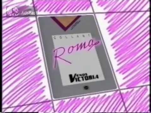 (1994) Διαφημιστικό / Καλσόν Roma Venus Victoria