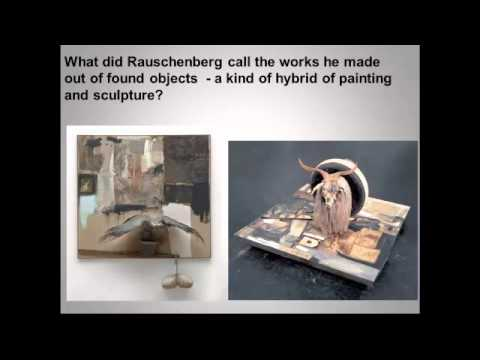 Modern and Postmodern Art - final test review