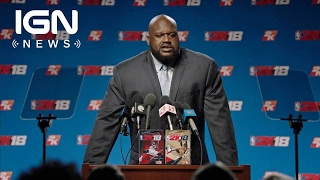 NBA 2K18 Release Date Announced, Shaq On Special Edition Cover - IGN News