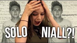 REACTING TO SOLO NIALL THIS TOWN