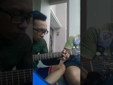 Ipank - Bintang Hidupku ( Cover Guitar Fajarsannn Feat Acha )