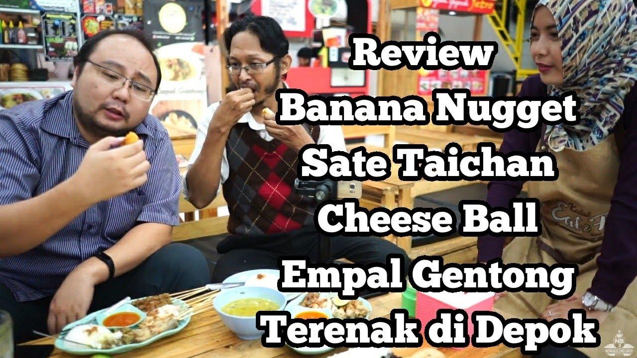 Review Banana Nugget Sate Taichan Cheese Ball Empal Gentong