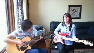 Maps (Yeah Yeah Yeahs) Justine and Justin cover