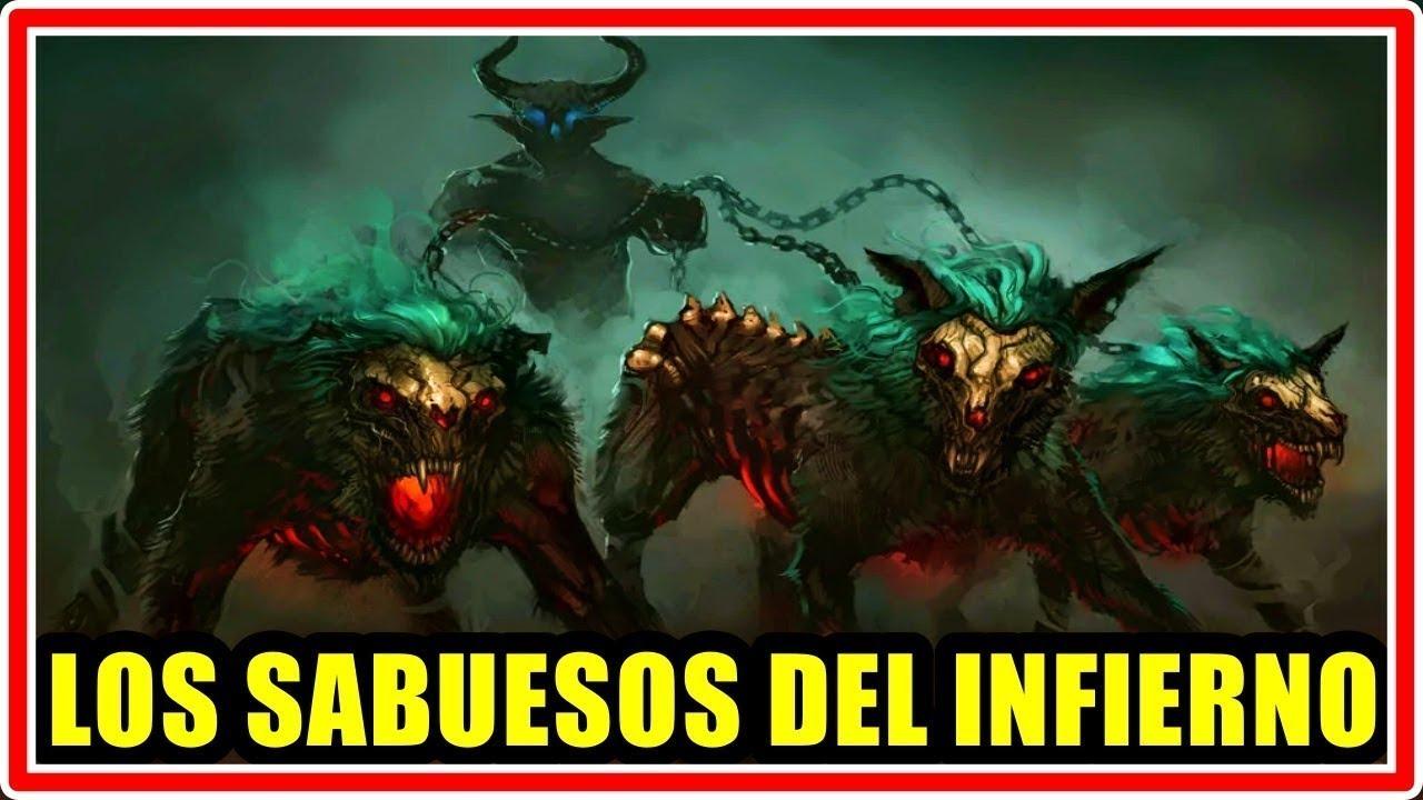 LOS SABUESOS DEL INFIERNO Y SU PODER INFERNAL
