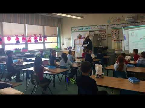 Green Glove Dryer comes to St. Johns Elementary School