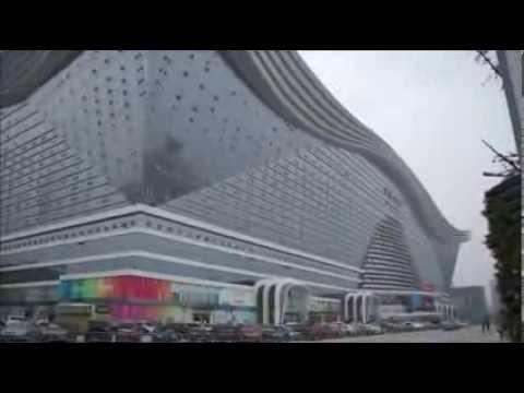 New Century Global Center , Chengdu China