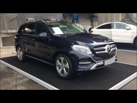 Mercedes benz gle 250d 4matic 2016 in detail review for Mercedes benz detailing