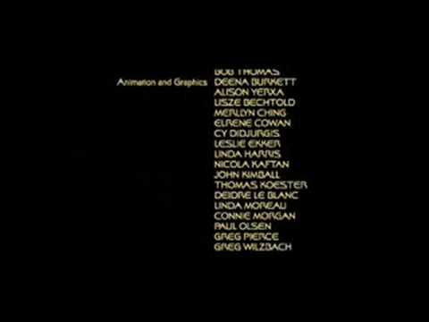 Star Trek - The Motion Picture Re-Scored End Credits
