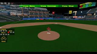 HCBB ROBLOX HOW TO PITCH GOOD AND STRIKE EVERYONE OUT WITHOUT BEING CHEAP FULL TUTORIAL