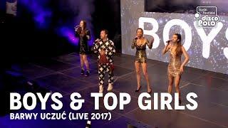 BOYS & TOP GIRLS - Barwy uczuć (Śląski Festiwal Disco Polo 2017 Katowice)