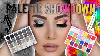 Jeffree Star Cremated Palette VS Jawbreaker Palette Comparison + Tutorial - Battle of the Palettes