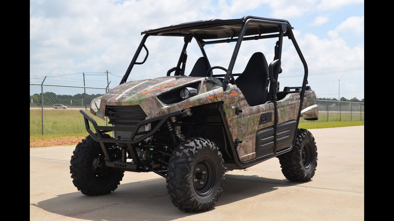 sale 11 699 2015 kawasaki teryx camo overview and review youtube. Black Bedroom Furniture Sets. Home Design Ideas