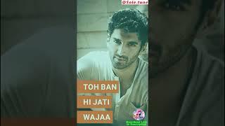 Har Khata ki Hoti Hai Koi Na Koi Saza | Ashique 2 | Whatsapp status | Arjit singh || SOLE TUNE