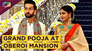 Anika Will Reveal Pinky's Truth?   Oberoi Brothers All Set For The Pooja   Ishqbaaaz   Star Plus