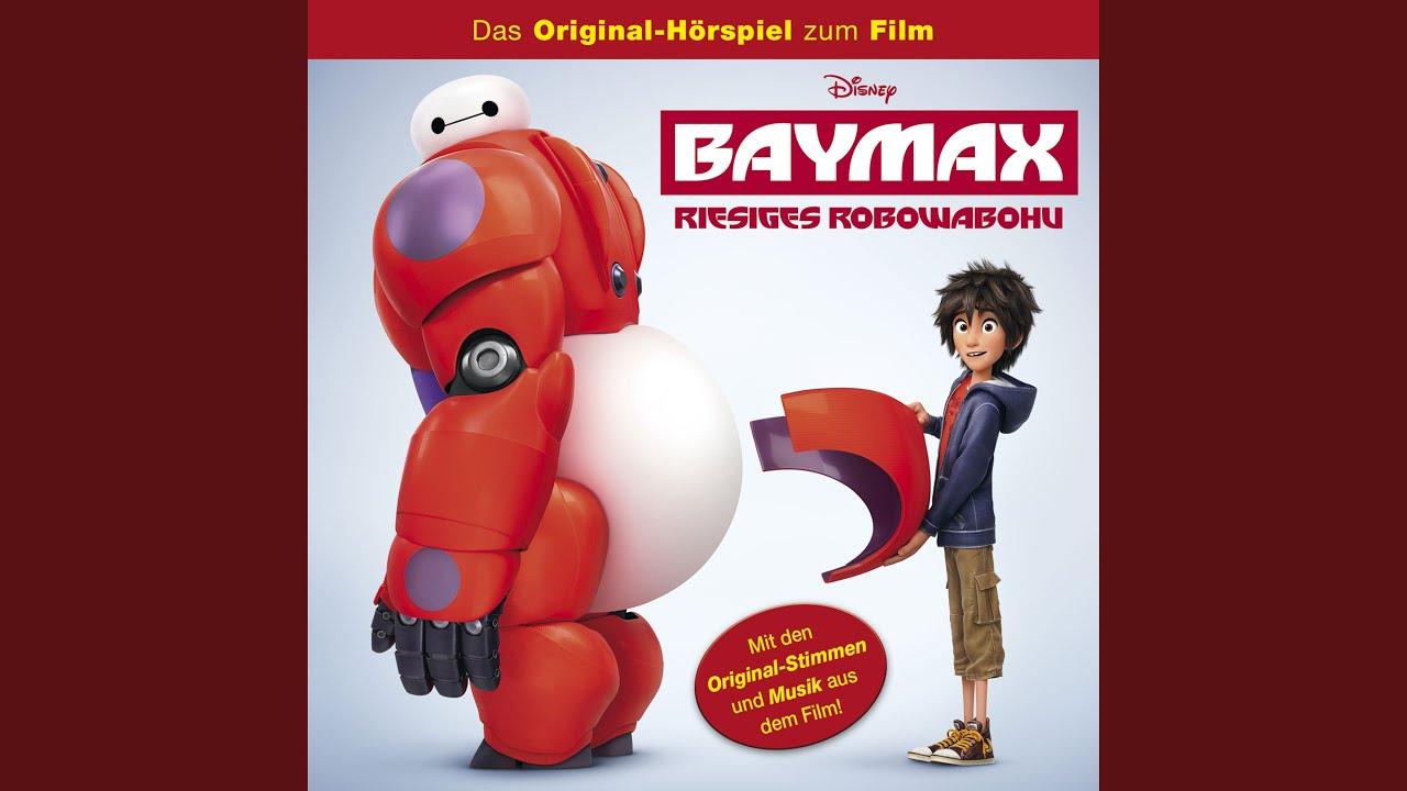 Baymax Riesiges Robowabohu Stream