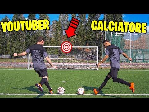 CROSSBAR CHALLENGE vs CALCIATORE SERIE A w/ IlluminatiCrew