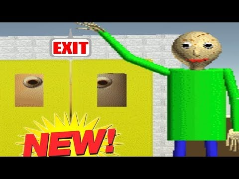 Baldi's Basics In Education And Learning Mod #1