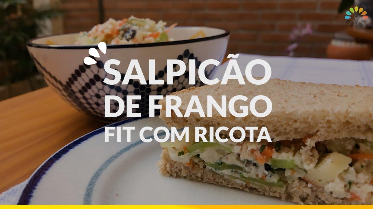 Salpicão de Frango Fit