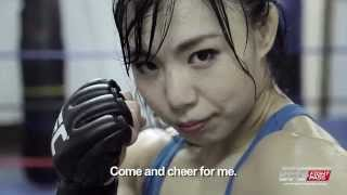 Fight Night Japan:  Fighting Queens