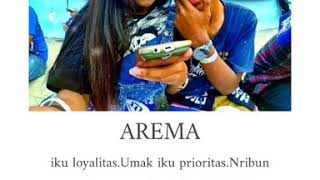 Video Buat Story Whatsapp Arema
