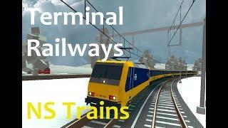 Terminal Railway NS Trains (Roblox)