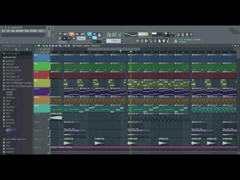 Kill Bill Siren Trap Type Beat 2 Fl Studio 12