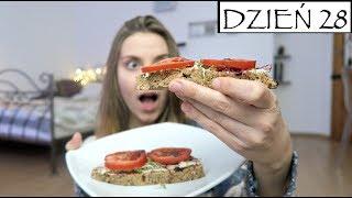 DZIEŃ 28: Chlebek  || Raw Vegan