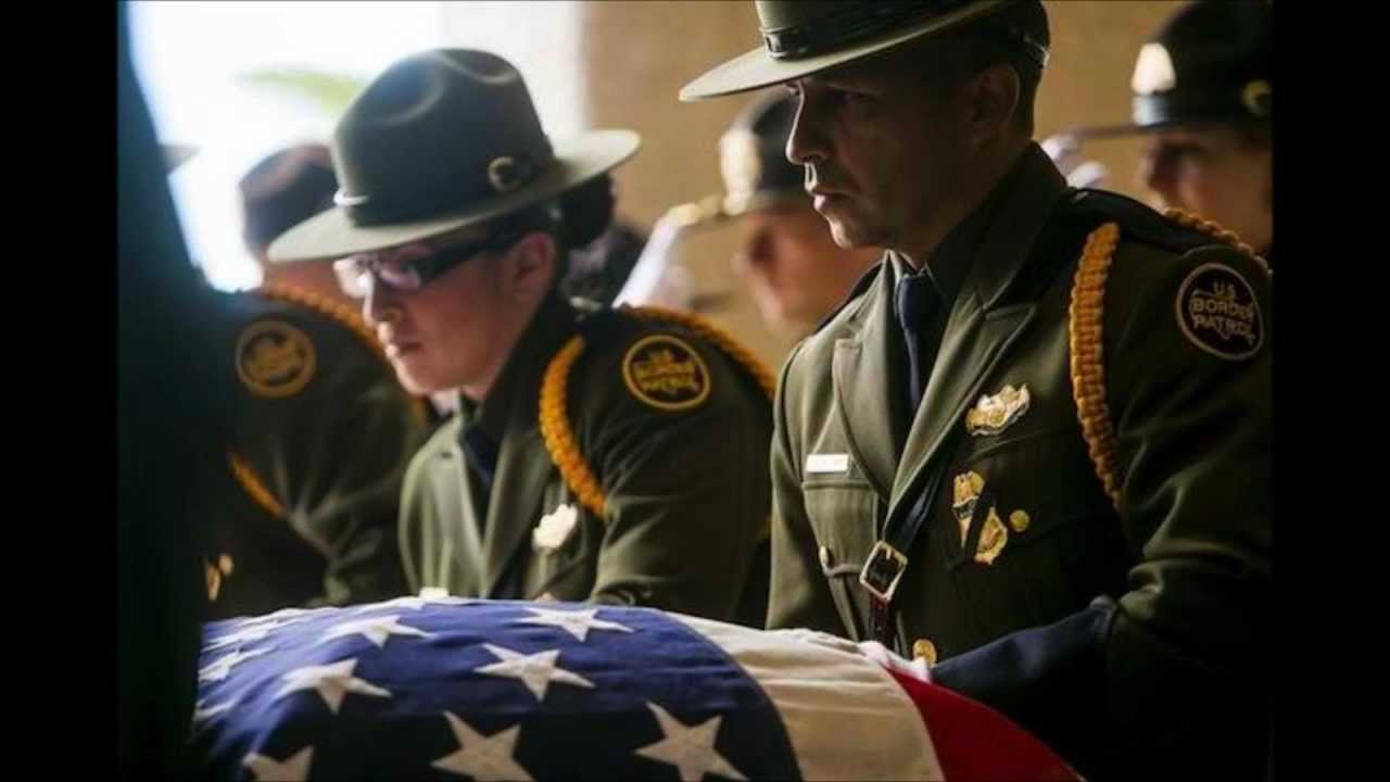 Border Patrol Tribute