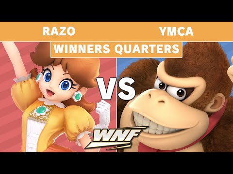 WNF 2.3 - Razo (Daisy) Vs. YMCA (Donkey Kong) Winners Quarters - Smash Ultimate