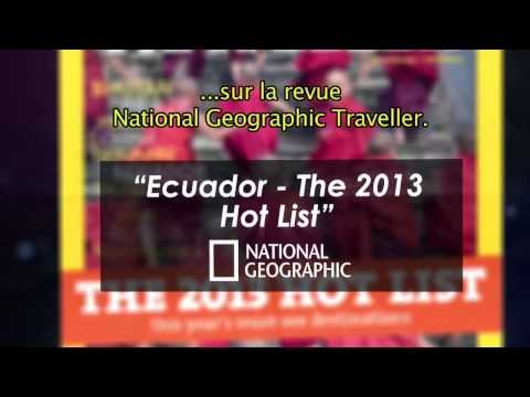 "Documentaire ""Ecuador Potencia Turística"" (Version Française)"