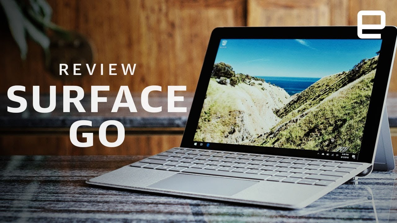 Surface Go Review: Not Quite Microsoft's iPad Killer