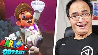 J'AI VOLÉ LE COSTUME DE BOWSER ! | Super Mario Odyssey #45