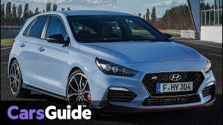 2017 Hyundai i30 N revealed video