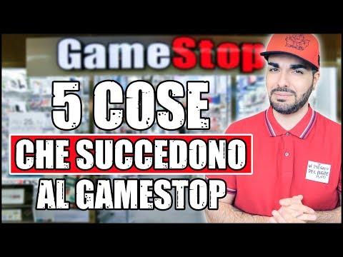 5 COSE CHE SUCCEDONO AL GAMESTOP... ANCORA!