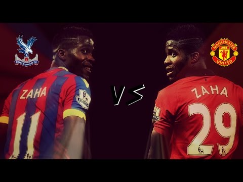 Wilfried Zaha | Old vs New | 2011 - 2016