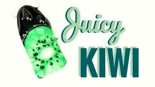 💅💅 Fruit Nails 💅💅 :: Juicy Kiwi :: Nailart by Natalia