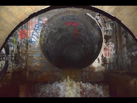 Chicago Suburb's Underground tunnels-Strange Places