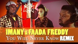 Imany & Faada Freddy - You Will Never Know REMIX
