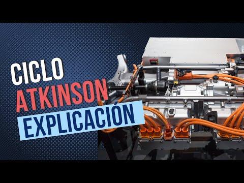 Curso de Mecánica : Ciclo Atkinson Motores Completo