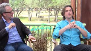 Zootopia Byron Howard & Rich Moore Interview