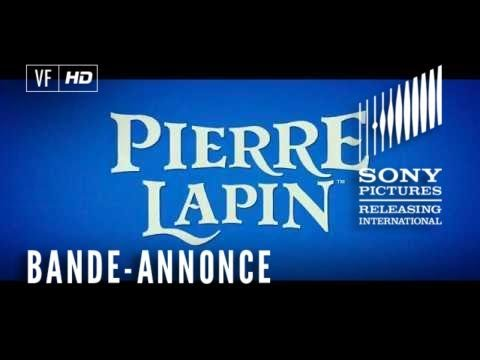 pierre lapin bande annonce 2 vf youtube. Black Bedroom Furniture Sets. Home Design Ideas