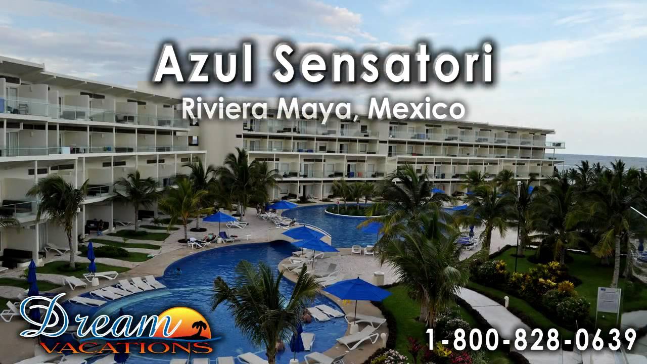 Azul Sensatori Riviera Maya Mexico Youtube