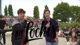 Die Lochis -  Alpha Queen im ZDF Fernsehgarten 02.09.2018