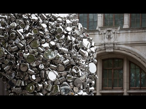 How was it made? 'When Soak becomes spill' by Subodh Gupta