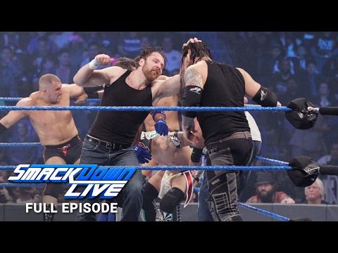 WWE SmackDown LIVE Full Episode, 21 February 2017