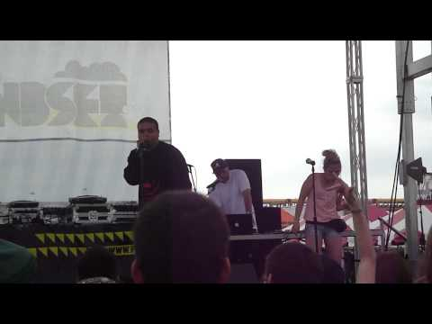 Dark Time Sunshine Live at Soundset 2010