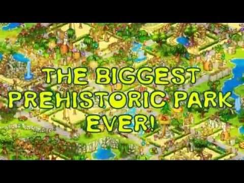 Первобытный парк для Android (Prehistoric Park Android)