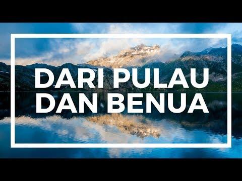Dari Pulau dan Benua  - Lagu Rohani  Natal 2016/2017 With Lyrics