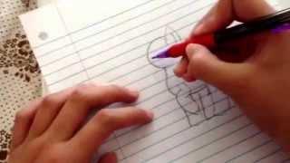 How To Draw Pony Base! (MLP:FiM)