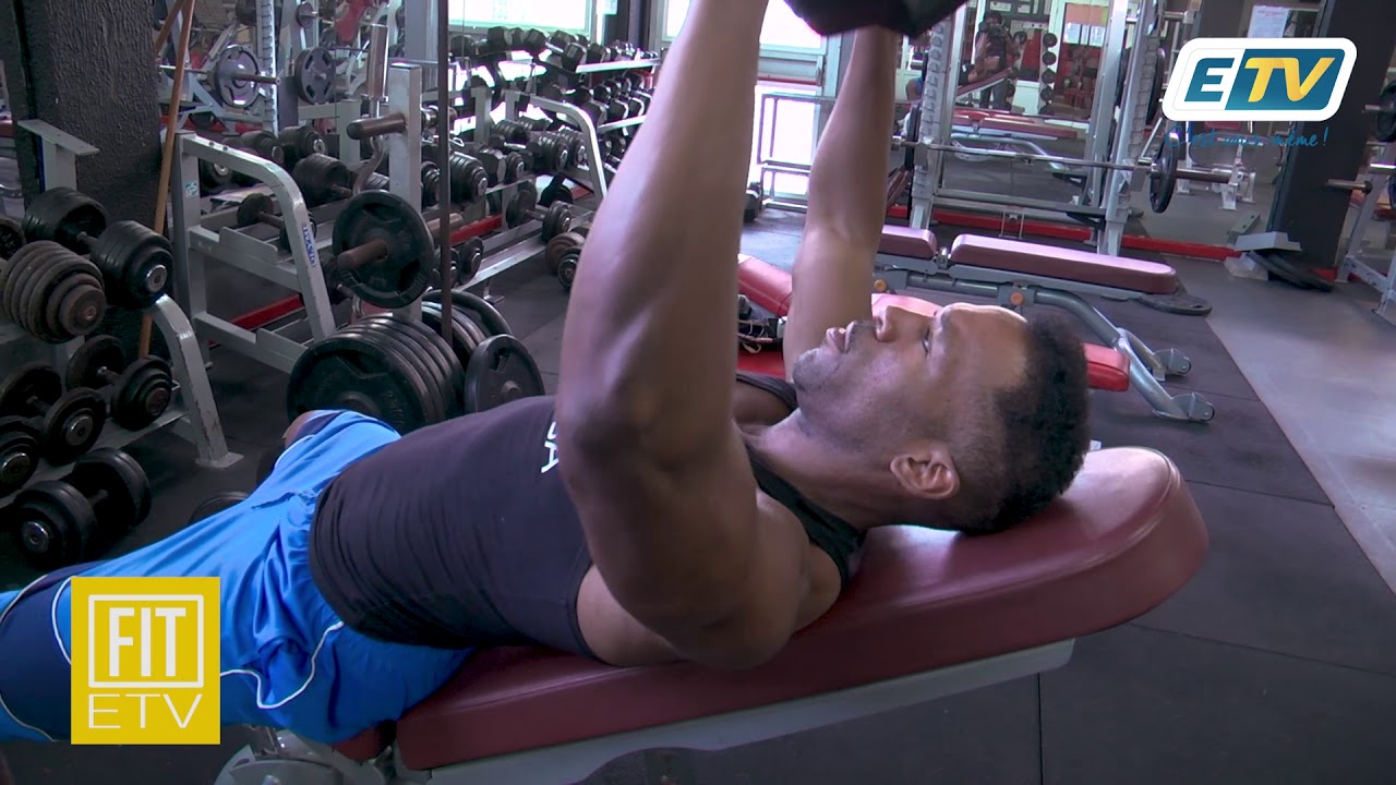 ETV FIT: Grand pectoral et biceps